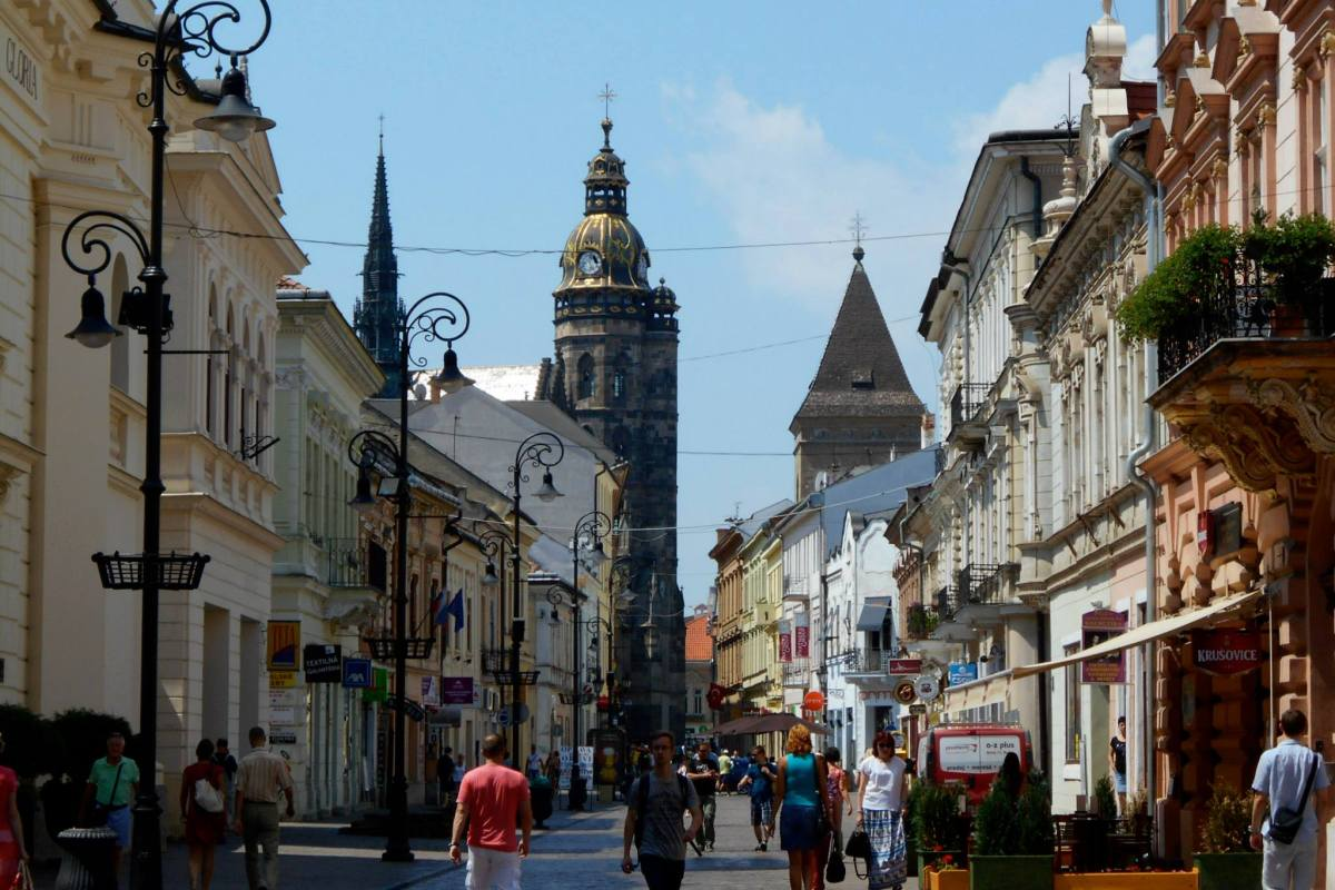 94e5733ad666 Slovakia's second city, Košice is well worth a visit; it has huge  historical importance, a fabulous range of cultural attractions, a wealth  of architectural ...